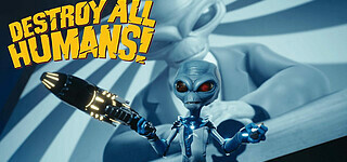 Destroy All Humans! nicht für Xbox Series X & PS5