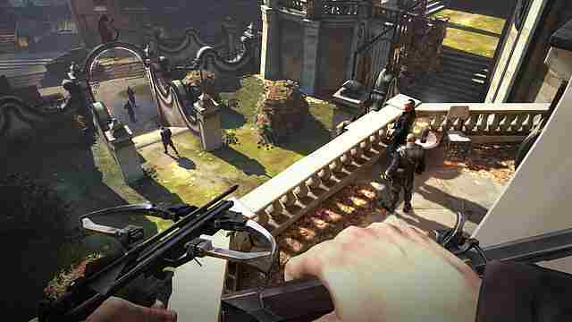 Dishonored Screenshot vom 2011-07-15