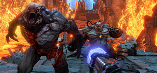 Doom Eternal ohne traditionellen Multiplayer