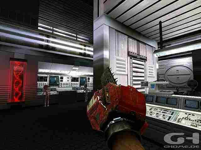 Duke Nukem Forever Screenshot vom 2007-04-15