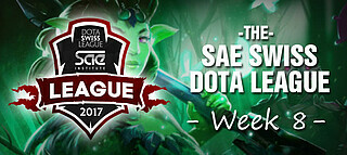 SAE Swiss DotA-League - Woche 8