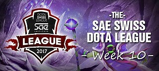 SAE Swiss DotA-League - Woche 10