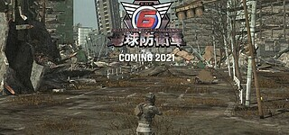 Earth Defense Force 6 angekündigt