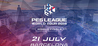 E-Sport: PES LEAGUE World Finals 2018