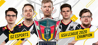 GW2 ESports Champion der GSA League 2020
