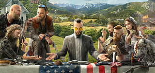Key-Artwork zu Far Cry 5