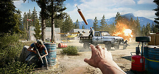 Systemanforderungen für PC-Version von Far Cry 5