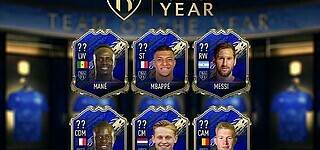 EA SPORTS enthüllt das FIFA 20 Team of the Year