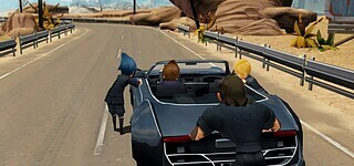 Final Fantasy XV: Pocket Edition im Februar 2018