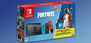 Switch-Fortnite-Bundle angekündigt