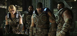 Gears of War Collection in Arbeit?