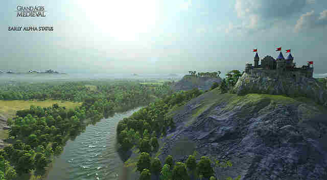 Grand Ages: Medieval Screenshot vom 2014-08-11