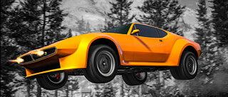 Lampadati Viseris in GTA Online