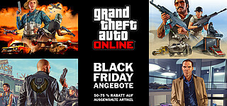 Black Friday bei GTA Online