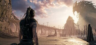 Hellblade: Senua's Sacrifice im April für Switch