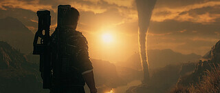 Just Cause 4 mit Windsimulation
