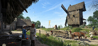 Kingdom Come: Deliverance an der Uni