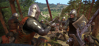 Update 1.4 für Kingdom Come: Deliverance in Arbeit