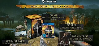 Kingdom Come: Deliverance als Royal Collector's Edition