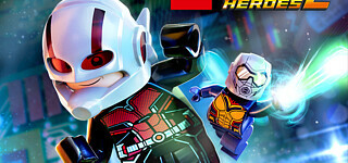Ant-Man and the Wasp in LEGO Marvel Super Heroes 2