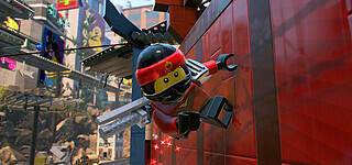 The LEGO Ninjago Movie Videogame wird verschenkt