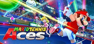 Link in Mario Tennis Aces?