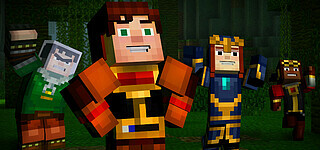 Minecraft: Story Mode - The Complete Adventure angekündigt