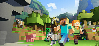 Better Together-Update für Minecraft