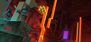 The Nether Update für Minecraft hat Termin