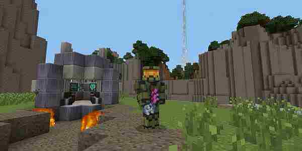 Minecraft Screenshot vom 2011-06-06