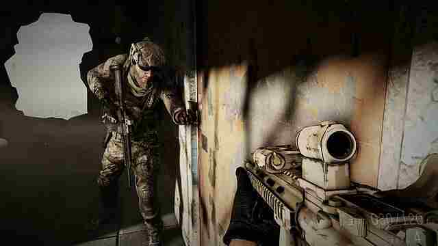 Medal of Honor: Warfighter Screenshot vom 2012-02-26