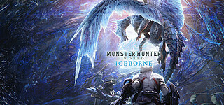 Neue Region für Monster Hunter World: Iceborne