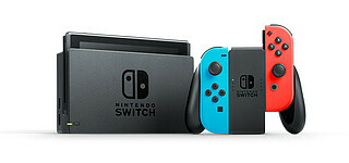 Switch bald in China?