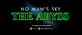 No Man's Sky: The Abyss angekündigt