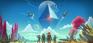 Termin für Xbox One-Version von No Man's Sky & Next-Update