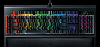 Razer: Neue Version der Blackwidow Chroma 2