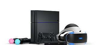 PlayStation 4 Pro und PlayStation VR