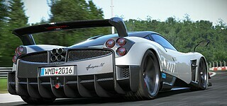 Project CARS: Pagani Edition angekündigt