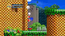 Sonic the Hedgehog 4: Episode I Screenshot vom 2010-02-04