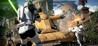 Galactic Assault in Star Wars Battlefront 2