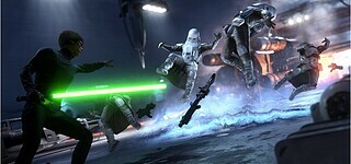 Das Heldensystem in Star Wars Battlefront