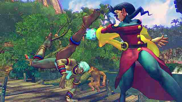Ultra Street Fighter IV Screenshot vom 2013-07-17