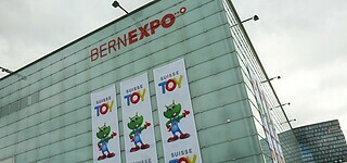 Suisse Toy: Volles Programm am Sony-Stand