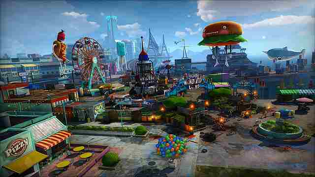 Sunset Overdrive Screenshot vom 2013-06-13