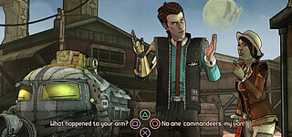 Tales form the Borderlands startet heute