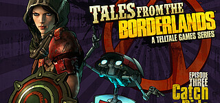 Dritte Episode von Tales from the Borderlands im Anflug