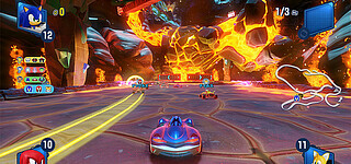 Team Sonic Racing kommt ohne DLCs aus