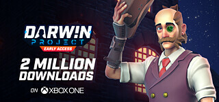 Darwin Project auf Xbox One bei 2 Millionen Downloads