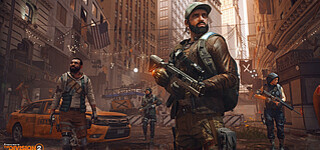 Morgen Update 10.1 für The Division 2