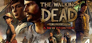 Episode 4 von The Walking Dead: A New Frontier